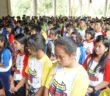 Program acara bina iman remaja (BIR) untuk OMK Dekenat Tapanuli Keuskupan Sibolga bersama aktivis KBKK Sinta Soerio, Threes Rita dan Siska Tanoto di Pandan, Kab. Tapanuli Tengah, 12-14 Agustus 2016. (Hadamean Tumanggor/BIro Kepemudaan Keuskupan Sibolga)