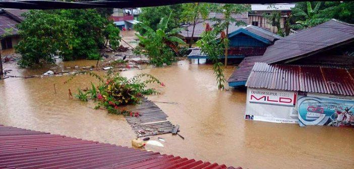 Solidaritas KBKK untuk Banjir Tolitoli, Palu
