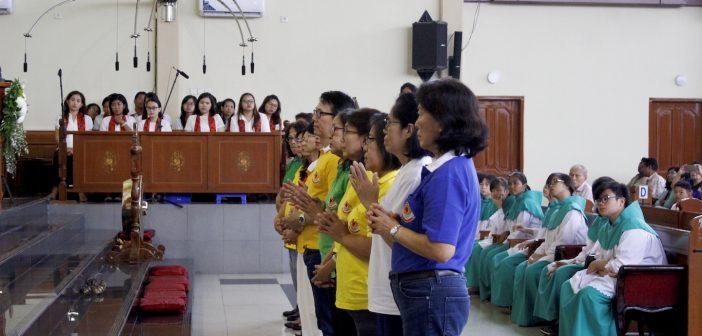 Undangan Misa Pengutusan Misi Ketapang KBKK
