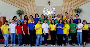 Susunan Kepengurusan Organ KBKK 2018-2023