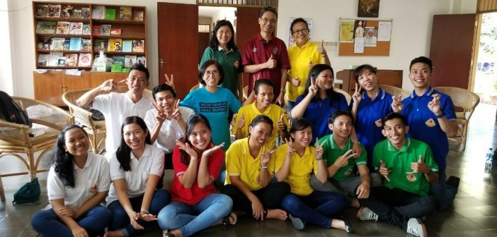 Laporan Donasi Beasiswa Pendidikan KBKK