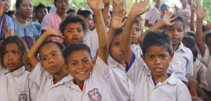 Misi Allah: (Rumah) Sekolah Bagi Anak-anak Weerita, Tuntas Sudah.