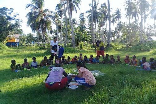 Misionaris-misionaris Muda, Terang dan Garam Bagi Agats