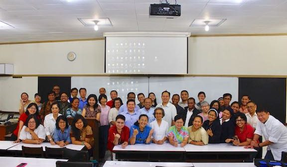 Pertemuan Perdana Kursus Misiologi